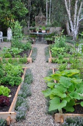 Our Very Own French Ornamental Garden Designing a Potager