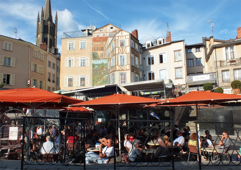 Living it up in Limoges - French Connections