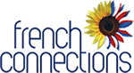 French Connections Sunflower logo