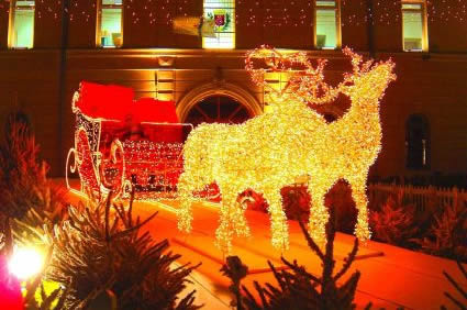 Christmas Holidays Pictures.Christmas Holidays In France Markets Long Winter Lets