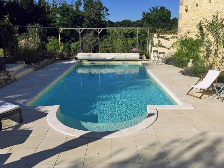 Marvelous Charentaise Country House   Country House Holiday Rental, In St Bris Des  Bois, Charente Maritime, France