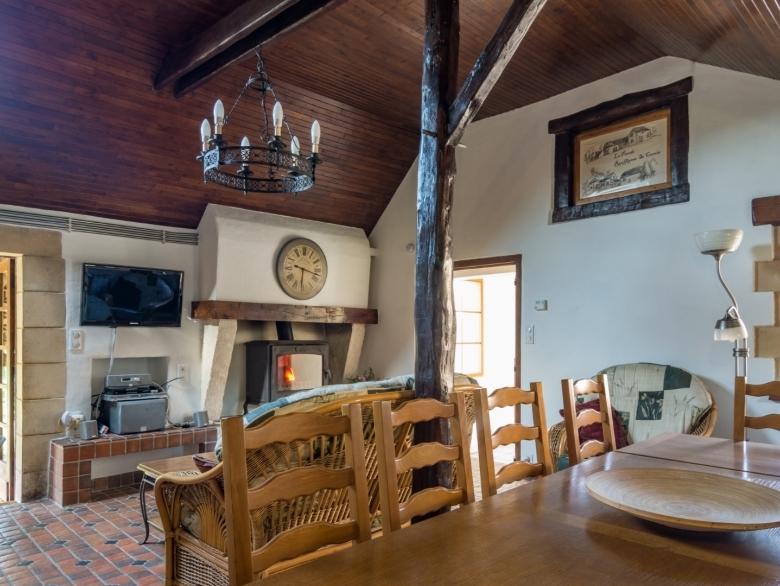 La Perode Farmhouse Holiday Rental In Rouffignac St Cernin De R