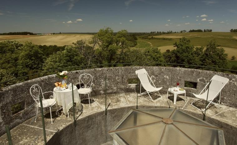 Chateau Du Campe Gite Holiday Rental In Brantome Dordogne France