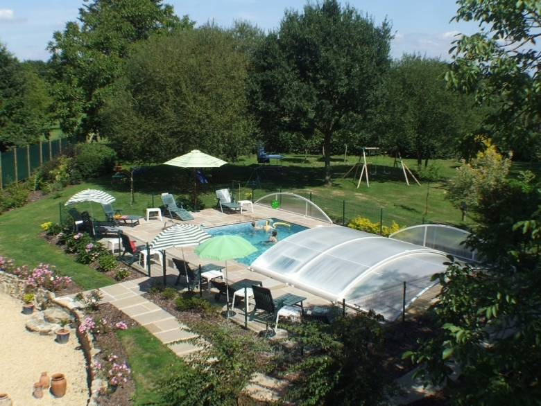 Beautiful Three Luxury Cottages   Cottage Holiday Rental, In Josselin, Morbihan,  France