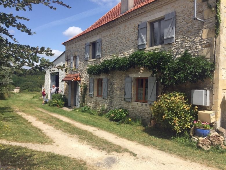 Chez Rogers   Converted Barn Holiday Rental, In Gemozac, Charente Maritime,  France
